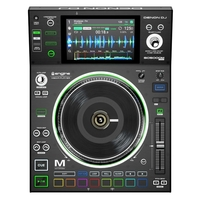 Denon SC5000M Prime Professional DJ Media Player with Motorized Platter and 7