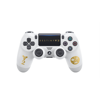 Sony PS4 Destiny 2 Limited Edition DualShock 4 Wireless Controller (White)