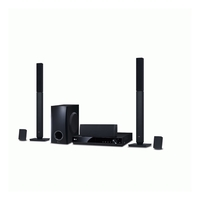 LG LHD457 330W 5.1Ch DVD Home Theatre System