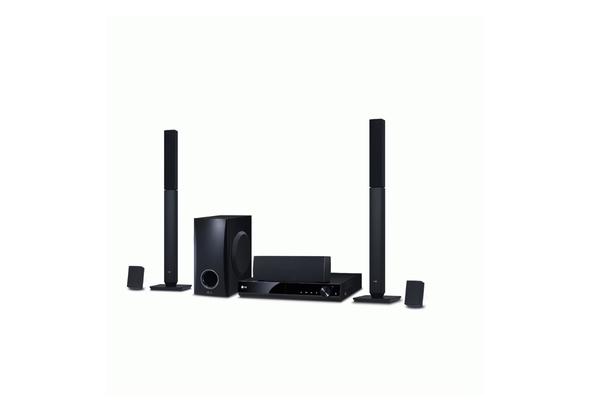 LG LHD457 330W 5.1Ch DVD Home Theatre System