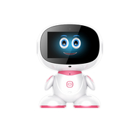 Misa Next Generation Social Robot 7 Inch IPS Touch Display,  Pink