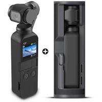DJI Osmo Pocket Stabilized 4K Camera Bundle