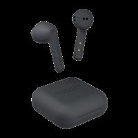 Happy Plugs Air 1 True Wireless In-Ear Headphones, Black
