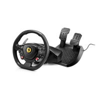 Thrustmaster T80 Ferrari 488 GTB Edition Works with PS5 games