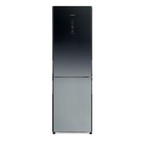 Hitachi RBG410PUK6XGGR 410L French Bottom Freezer Refrigerator, Gray