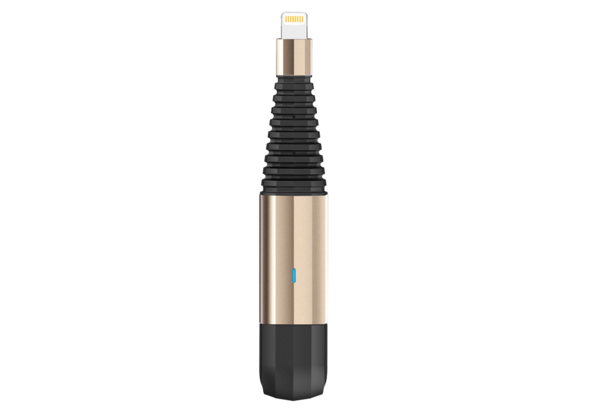 HyperDrive Zikko SpaceStation7 iOS Memory, Gold