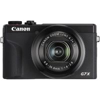 Canon PowerShot G7 X Mark III Digital Camera, Black