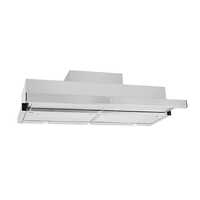 Teka Built-In Pull-out Range Hood 90cm CNL 9610, 2+ 1 speeds, 3 LED lamps, 4 aluminium filters, Automatic Lighting
