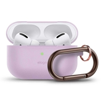 Elago Slim Hang Case for Apple Airpods Pro,  Lavender