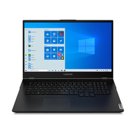 "Lenovo Legion 5, i7-10750H, 16GB RAM, 1TB HDD 256GB SSD, NVIDIA GeForce GTX 1660 Ti 6GB GDDR6 Graphics, 15.6"" IPS FHD, 144Hz, 100% sRGB, Dolby Vision, Gaming Laptop"