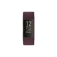 Fitbit Charge 4 Health and Fitness Tracker,  Rosewood