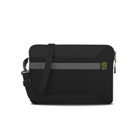 "STM Blazer Sleeve for up to 13"" Laptop & Tablet,  Black"