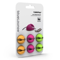 Bluelounge CableDrop Bright Color (6 packs)