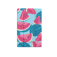 Speck GrabTab Fun with Food Collection, Melonslice Blue