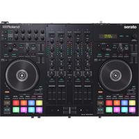 Roland DJ-707 DJ Controller, Black