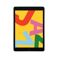 "Apple iPad 7th Gen Wi-Fi+ Cellular, 10.2"" Tablet,  Space Gray, 128 GB"
