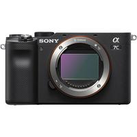 Sony Alpha a7C Mirrorless Digital Camera Body Only,  Black