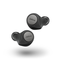 Jabra Elite Active 75t True Wireless Earbuds,  Dark Grey