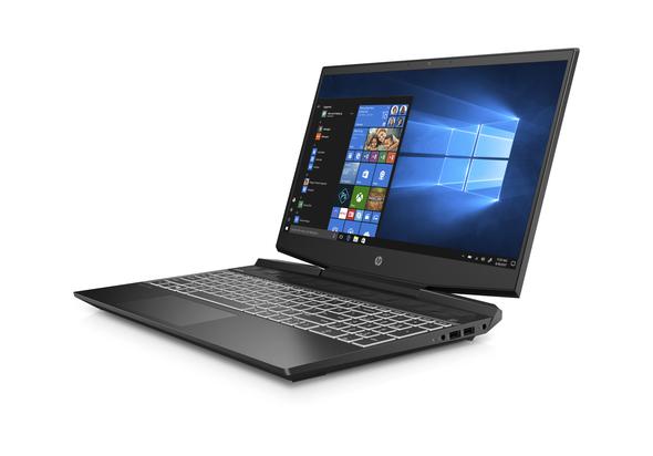 HP Pavilion Gaming Laptop 15-dk1001ne, 15.6  FHD, Intel Core i7, 16GB RAM, 1TB HDD+ 256GB SSD, NVIDIA GTX 1650Ti 4GB Graphics, Black