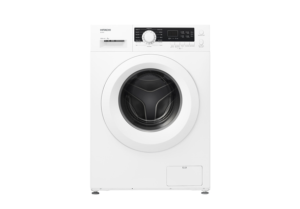 Hitachi BD60CE3CGXWH 6kg Front Loading Washing Machine, White