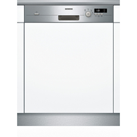 Siemens Built In Dishwasher, 4 Programmes, SN54D500GC