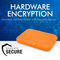 LaCie 2TB Rugged USB 3.1 Type-C External SSD
