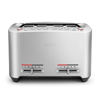 Breville Smart Toast 4 Slice Toaster