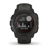 Garmin Instinct Outdoor GPS Watch, Graphite
