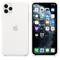 Apple iPhone 11 Pro Max Silicone Case, White