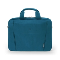 Dicota Slim Case BASE 13-14.1 inch Laptop Case, Blue