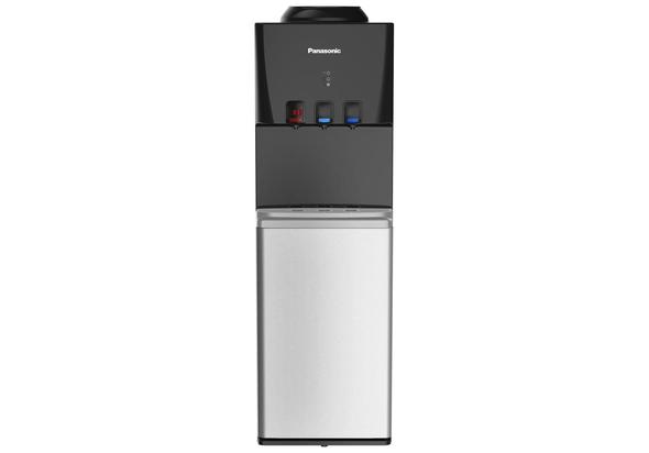 Panasonic SDM-WD3128TG Water Dispenser, Black/Silver