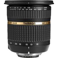 Tamron SP AF 10-24mm f / 3.5-4.5 DI II Zoom Lens For Nikon DSLR Cameras