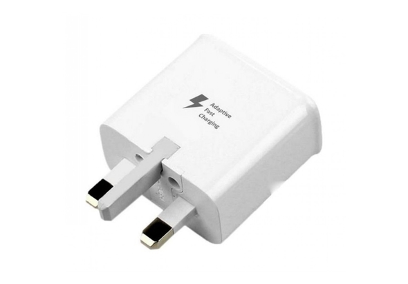 Samsung Wall Charger for Samsung Smartphones, White