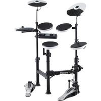 Roland TD-4KP1+ TD-4KP2 Drums V-Drum Portable, Black