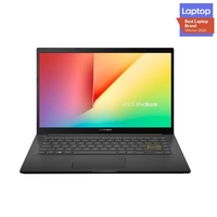 "Asus VivoBook 14 Core I7-1165G7, 16GB RAM, 1TB SSD, NVIDIA MX350 2GB, 14"" FHD, Black"