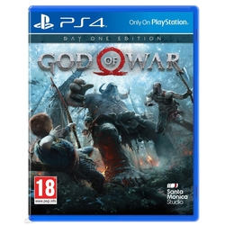God of War for PS4