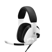 EPOS H3 Closed Acoustic Gaming Headset, White