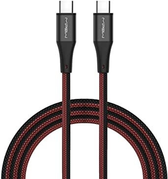 Mipow CCT05-RD USB-C TO USB-C Cable, Red