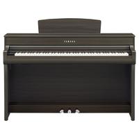 Yamaha CLP-745DW 88 Keys Digital Piano, Dark Walnut