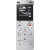 مسجل الصوت الرقمي مع منفذ USB مدمج سوني ICDUX560F, فضي