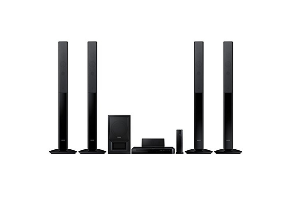 Samsung HT-H5550WK Home Theater System