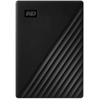 WD WDBPKJ0050BBK-WESN 5TB My Passport Portable External Hard Drive, Black