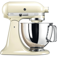 KitchenAid 5KSM125 Artisan 4.8 L Tilt Head Stand Mixer,  Almond Cream