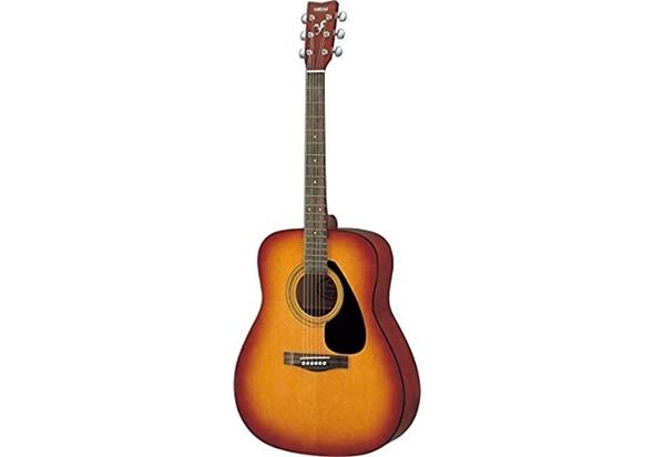 Yamaha F310TBS Steel String Acoustic Guitar, Tobacco Brown Sunburst