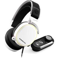 SteelSeries Arctis Pro Gaming Headset+ GameDAC, White