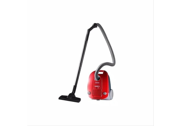 Samsung SC4130 Multipurpose Vacuum Cleaner 1600W, Red