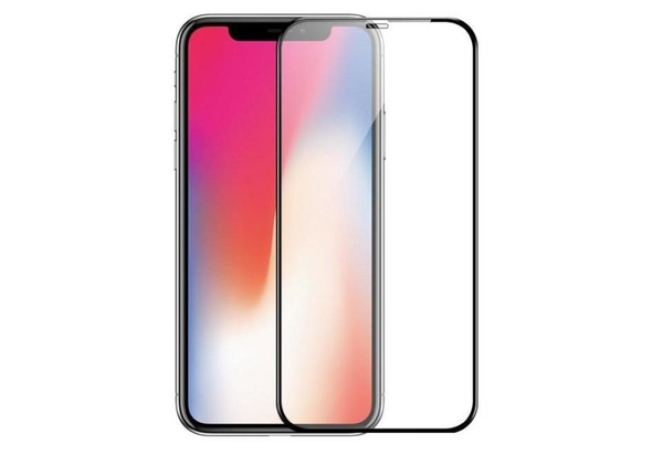 Sliqr SL-SP2EX Edge To Edge Glass Screen Protector For iPhone 11Pro/XS/X