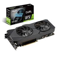 Asus GeForce RTX 2070 Super Dual Evo Advanced 8GB GDDR6 Graphics Card