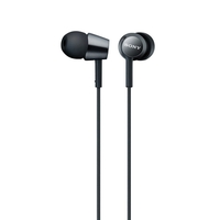 Sony MDREX150 In-ear Headphones, Black