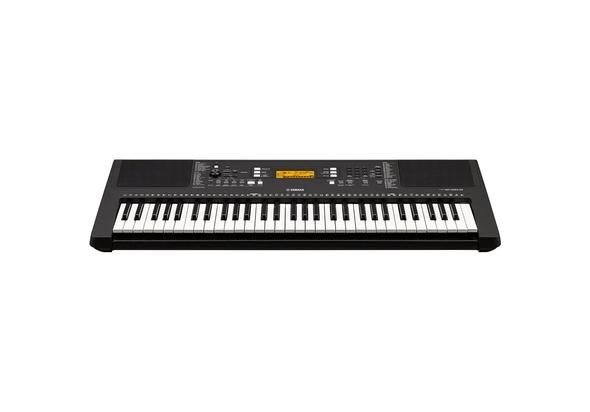 ياماها PSR-E-363 لوحة مفاتيح موسيقية حساسة 61 مفتاح